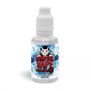 blue slush eliquid concentrate