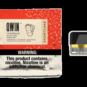 Qwin pods - Shortcake